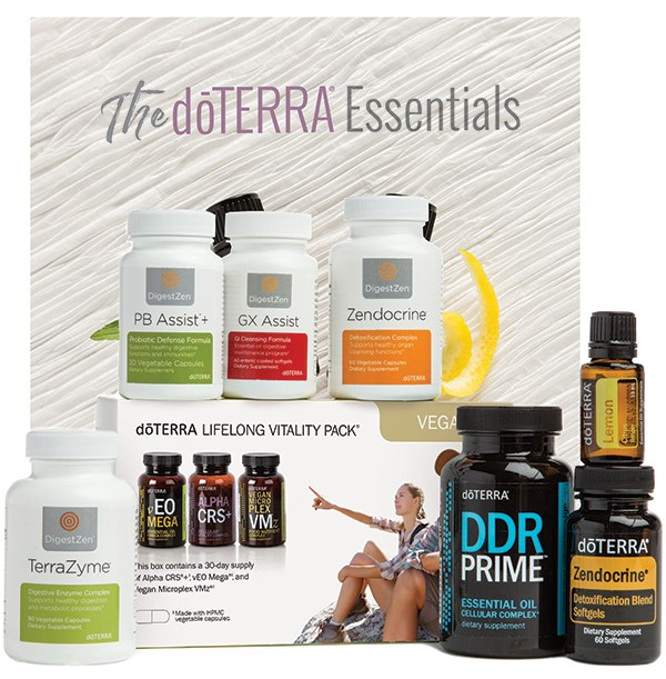 doterra cleanse and restore kit