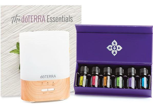 essential aromatics kit doterra