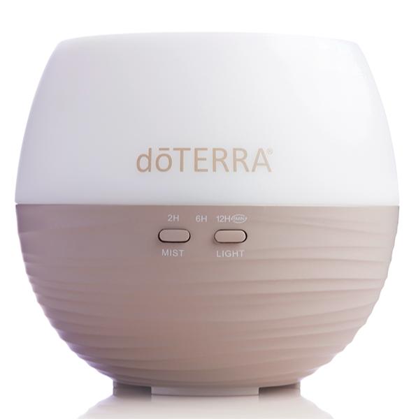 doterra petal diffuser difuzor difuser 2.0. novi new