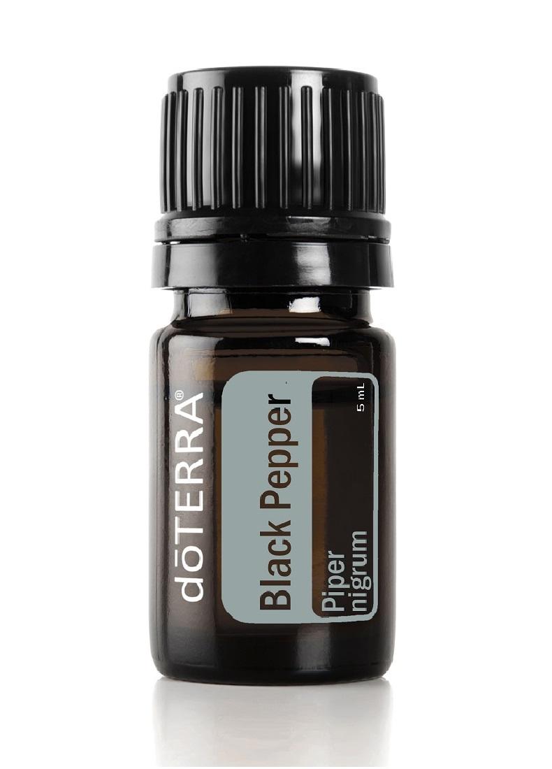 eterično olje črnega popra black pepper črni poper