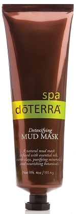 detoxifying face mask doterra blatna čistilna razstrupljevalna glinena maska