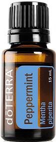 poprova meta poprove mete peppermint eterično olje doterra