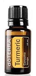 eterično olje kurkume turmeric