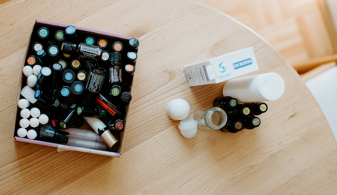Recikliranje dišeče embalaže #1