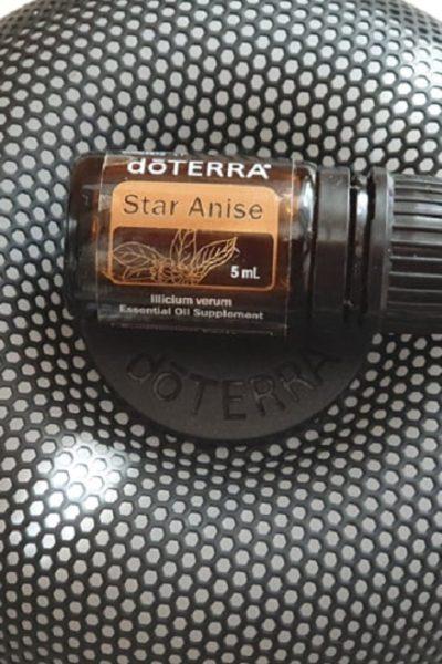 star anise eterično olje zvezdastega janeža doterra