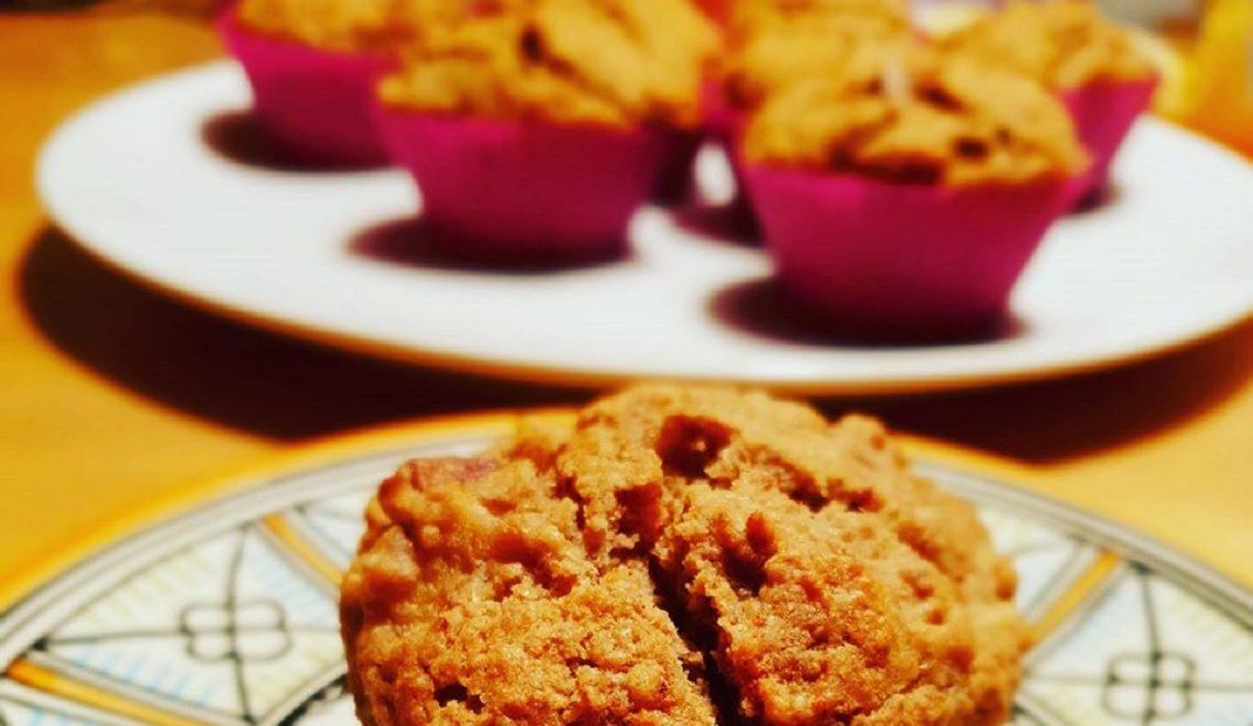 medeni muffini recept za muffine doterra