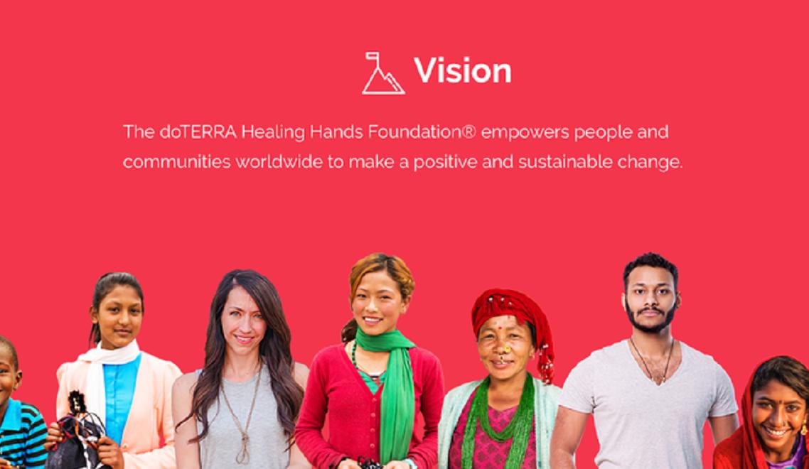 doTerra Healing Hands Fundacija