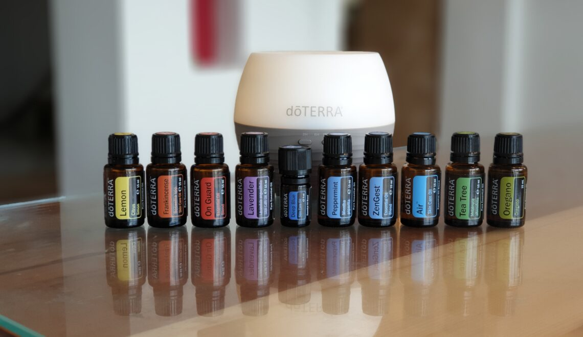 doTerra home essentials kit veliki paket osnovna 10ka