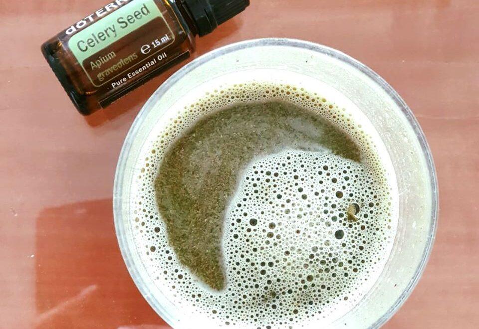 celery seed zelena doterra eterična olja eterična ulja